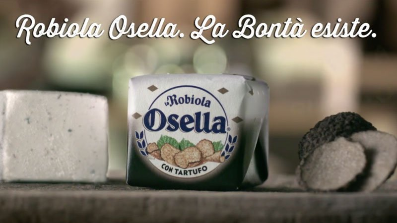 Robiola Osella with Truffle